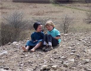 Die Amish Kinder